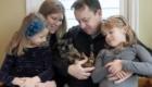 Goober e sua família amorosa.