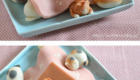 Gatos de açúcar brincando sob cobertor.