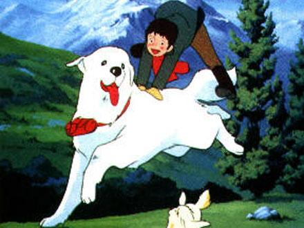 Belle - Cão famoso