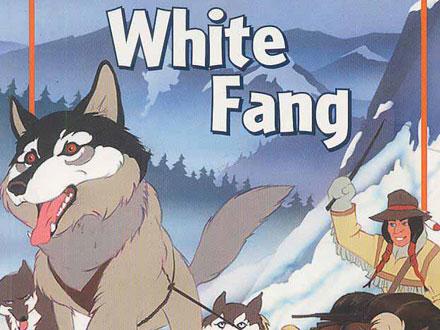 Caninos Brancos - Cão famoso
